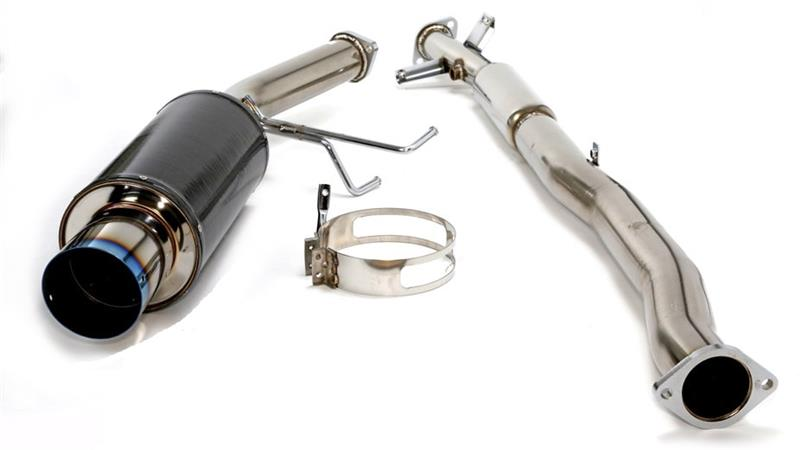 DSM EXHAUST 1G 2G Downpipes Converter Back