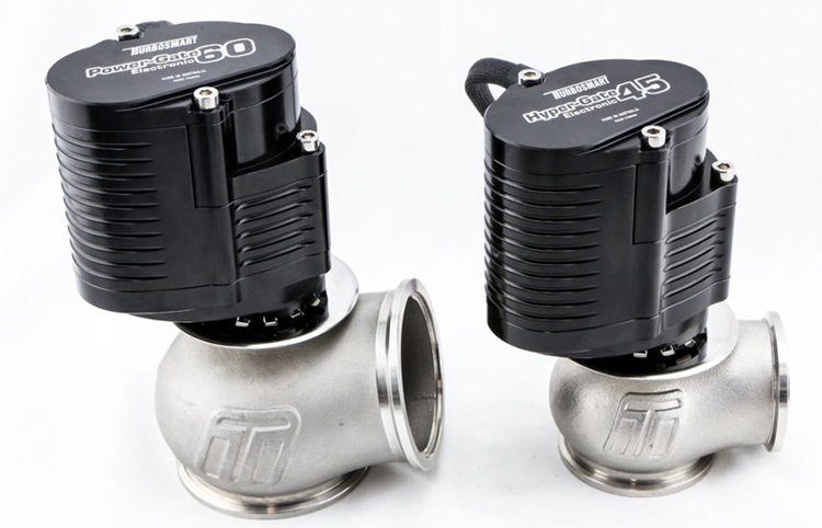 turbosmart electronic wastegate